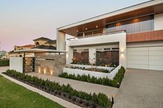 Contemporary House in Attadale by Imperial Homes | HomeAdore