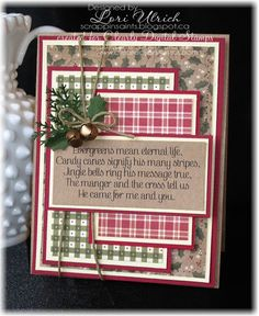Created with CDS's Christmas Sentiments digi set...