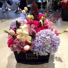 Would die to get flowers from Maison Des Fleurs