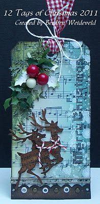 More deer & sheet music