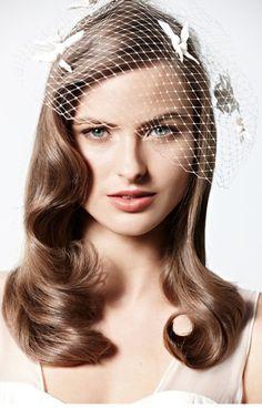 Peinado de novia  http://www.bodacor.com/blog/pelo-suelto-en-tu-boda