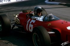 Bandini 1966 Monaco Ferrari 246