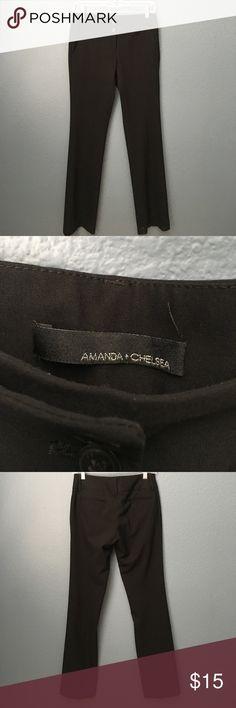 Black slacks Great condition black slacks. Worn once. True to size Pants Trousers