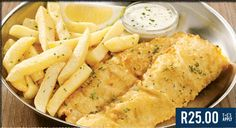 John Dory specialises in seafood, offering a wide variety of fish, shellfish, calamari, and sushi. John Dory, Calamari, Sushi, Seafood, Meat, Chicken, Sea Food, Octopus, Cubs
