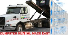 Rolloff Dumpster Rental Orlando, FL at Easy Dumpster Rental Dumpster Rental Orlando, Florida GET A CHEAP ROLLOFF DUMPSTER FROM US Click To Call 1-888-571-6088Click For Email Quote Why Are We The Premier Rolloff Dumpster Company? Forget about blundering, at Easy Dumpster Rental we like to get straight to the point – saving you time and money while d... https://easydumpsterrental.com/florida/dumpster-rental-orlando-fl/
