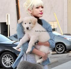 Ren - Nu'est He found a puppy and refused to give it up, even if it would leave…