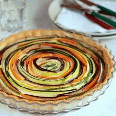 Imagen de Receta de tarta salada de verduras | Cocina Para Emancipados