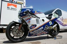 Honda RS250 ex-Freddie Spencer (1985, Richard Grantham) | Flickr - Photo Sharing!