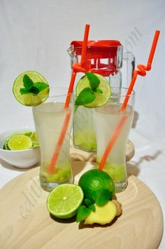 Kalandok a konyhában : Zöld limonádé