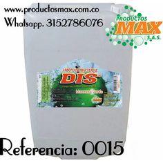 FICHA TECNICA  JABON  ANTIBACTERIAL DIS Este producto es biodegradable mezcla de…