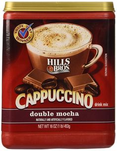 Hills Bros. Coffee Instant Cappuccino Double Mocha >>> Find out more about the great product at the image link.