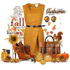 """""""Autumn"""" by pinkmode on Polyvore"""