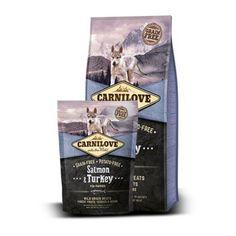 Carnilove Puppy Salmon & Turkey