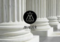 Miller Law Company by Gagik Mesropian, via Behance