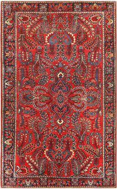 Antique Persian Sarouk Rug 48170 by Nazmiyal New York City Antique Persian Sarouk Rug 48170 Main Image - By Nazmiyal Beige Carpet, Modern Carpet, Persian Carpet, Persian Rug, Iranian Rugs, Iranian Art, Carpet Trends, Carpet Ideas, New York