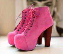 style, lovely, autumn, pink boots, shoe, heels, fashion, pink, girl, jullnard, accessories, colorful makeup, cute, watch, bracelet, diamond,...