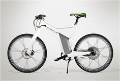 Hybrid bike from Smart, which will be launched in the first half of 2012. The model is hybrid, it uses an electric motor in conjunction with muscle strength, which generates power in cycling.