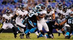 Game Recap: Ravens 22, Panthers 19