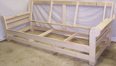 Full Size of Living Room Chairs:wood Sofa Frame Plans B F Be A Wood Sofa . sofa wood frame diy wood frame couch how to couch plans from wooden frame sofa set . to make Chester sofa frame Sofa Bed Wood, Sofa Bed Frame, Bed Frame Plans, Headboard Frame, Bed Frames, Sofa Chair, Sofa Set, Diy Sofa, Diy Bed