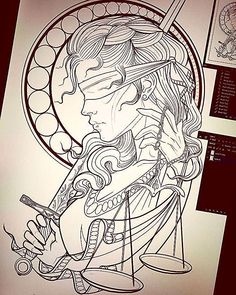 justice drawing scales of . Tattoo Sketches, Body Art Tattoos, Art Sketches, Sleeve Tattoos, Tattoo Design Drawings, Tattoo Designs, Greek Mythology Tattoos, Greek Goddess Tattoo, Roman Mythology