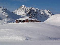The Old Angelus Hut