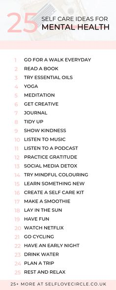 Your mental health is important and self care is the perfect way to stay on top of your mental wellness. Try these 50 self care ideas for mental health will help you become more positive. wellness 50 Self Care Ideas For Mental Health Mental Health News, Mental Health Journal, Mental Health Awareness, Importance Of Mental Health, Mental Health Therapy, Positive Mental Health, Mental Health And Wellbeing, Self Care Activities, Mental Health Activities