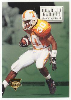 Charlie Garner RC # 187 - 1994 SkyBox Premium Football NFL Rookie