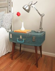 Vintage Suitcase Decorating Ideas - Google Search