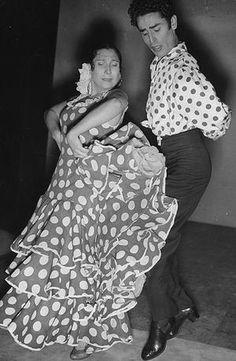Image result for Flamenco from 1930