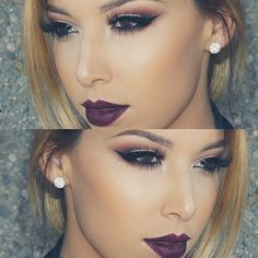 #bbBabe #beautybridge #makeup #mua #eyeshadow #lipstick #beauty beautybridge.com