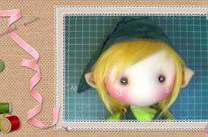 Tutorial muñeco ruso 4/4: Gorra / Russian doll tutorial 4/4: Cap – Pepitas de Chocolate Chocolate, Handmade Rag Dolls, Trapillo, Caps Hats, Chocolates, Brown