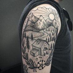Trending Tattoo Ideas - Best Tattoo Designs and Tattoo Shops Near Me Rose Tattoos For Girls, Dragon Tattoos For Men, Tattoos For Guys, Bear Tattoos, Animal Tattoos, Girl Tattoos, Best Tattoo Designs, Tattoo Sleeve Designs, Sleeve Tattoos