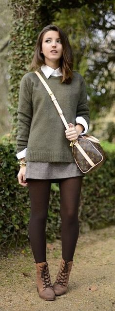 Outfit Work Trends 2017 (39)