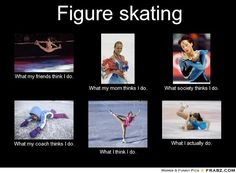 no really its true Ice Skating Funny, Ice Skating Quotes, Tessa Virtue Scott Moir, My Passion, Figure Skating, Confessions, Make Me Smile, My Friend, Skate