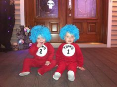 This will be the twins halloween costumes