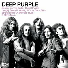 Like many British rock bands that came of age in the late Deep Purple has had a long and turbulent history. The quintet lost its original singer by the end of the decade and before the band started selling tons of records. Classic Rock Artists, Classic Rock Bands, Deep Purple, Hard Rock, Tommy Bolin, David Coverdale, Purple Band, Boogie Woogie, Purple Wallpaper