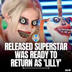 Lilly Doll, Wwe Superstars, Mma, Bliss, Wrestling, Board, Instagram, Lucha Libre, Mixed Martial Arts