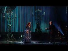 Phantom of the Opera - Sierra Boggess & Ramin Karimloo (Classic BRIT Awards 2012) - YouTube