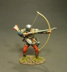 Yorkist Archer, The Battle of Bosworth | Hobby Bunker