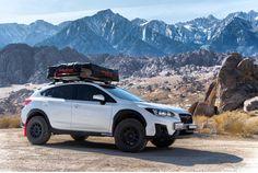 Subaru Xt, Subaru Forester, Subaru Crosstrek Accessories, Subaru Tribeca, Lifted Cars, Car Mods, Subaru Outback, Roof Top Tent, Future Car