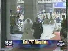 I remember getting up in the wee hours of July 29, 1981 to watch Lady Diana get married. I spent the rest of the morning making sketches of the dress(es).