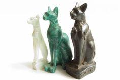 Nie tylko Egipcjanie czcili koty
