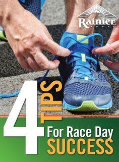 4 tips for race day success Half Marathon Training Schedule, Training Plan, Disney Princess Half Marathon, Boston Marathon, Run Disney, Running Tips, Race Day, Motivation, Triathlon
