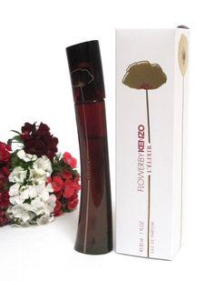 Sinnliches, süßes Parfum von Kenzo - Flower by Kenzo L'Elixir #parfum #kenzo