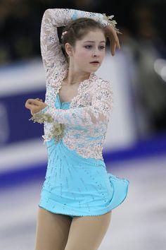 Julia Lipnitskaia - Russia.