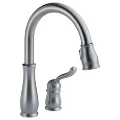 Delta Leland Pull-Down Artic Stainless