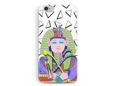 SALE! King Tut iPhone 5c case, iPhone 5c case, Sale items, Egyptian 5c case, Egyptian Revival case, tutankhamun iphone case, 90s 5c case