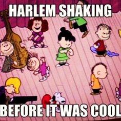 On the Harlem Shake craze