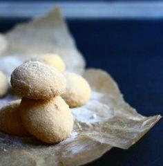 Teeny Tiny Lemon Cookies