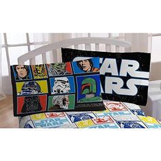Star Wars Pillowcase ** Find out more details @ http://www.amazon.com/gp/product/B00WDGJIN4/?tag=ilikeboutique09-20&qr=240716034156